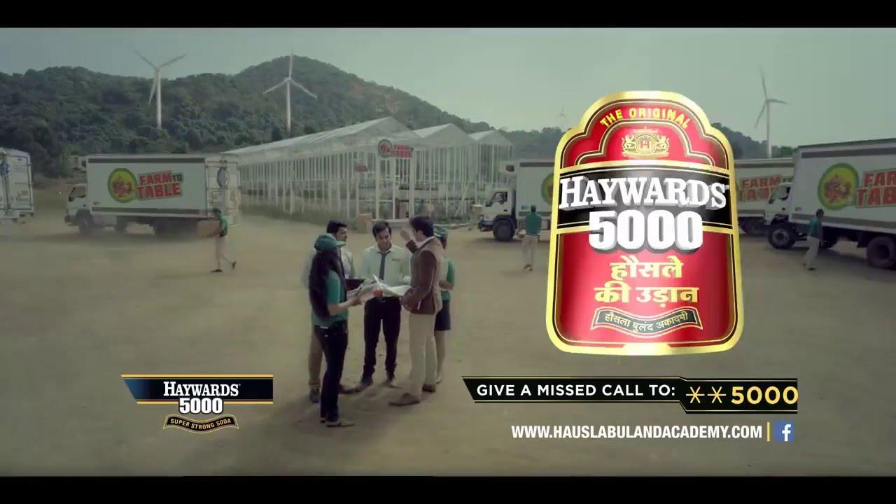 haywards 5000 hausla ho buland ringtone