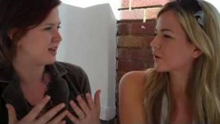 Cassie Jaye & Christina Clack at San Diego Indie Fest