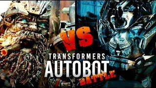 Transformers: Hound vs Ironhide (Autobot Battles)