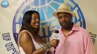 Legendary Dana Dane interview @ Miss Black America Beauty Pageant