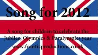 Song for 2012 (sample mp3 clip) A celebration of Britain