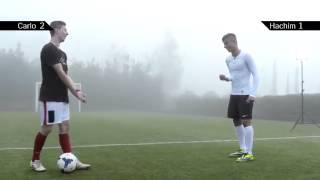 Hachim Mastour vs Carlo Pinto