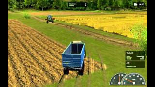 Lets Play Agricultural Simulator 2011 -Biogas Add on -  Ep 016