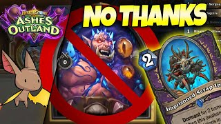 Trying to Avoid Warrior w/ Zoo Warlock on Ladder ft. Gallon