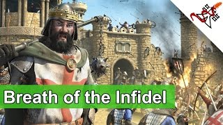 Stronghold Crusader 2 - Mission 2 | The Iron Hills | Breath of the Infidel | Skirmish Trail