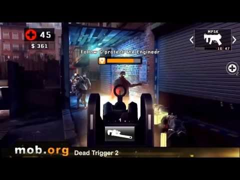 Dead Trigger 2 Android Review - Mob.org