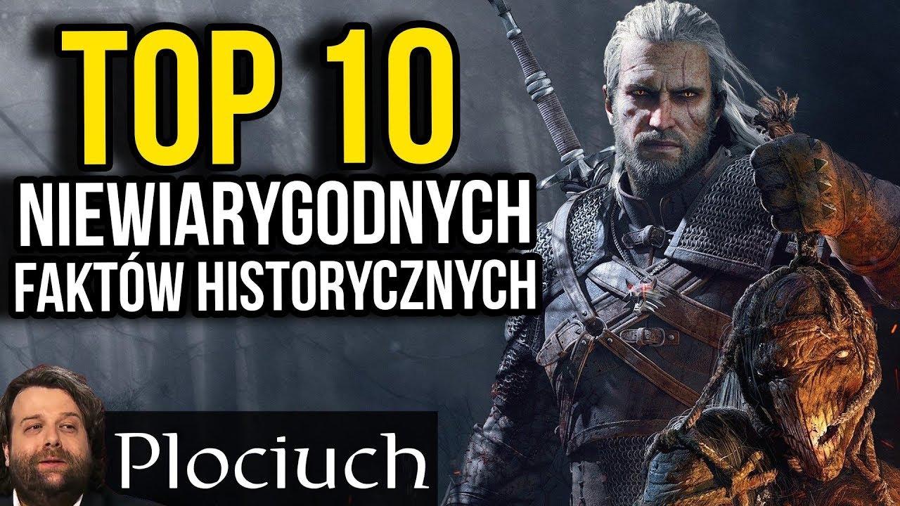 TOP 10 Faktów Historycznych w Które Byś Nigdy Nie Uwierzył, ale są PRAWDĄ!