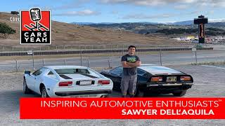 1371: Sawyer Dell'Aquila is a 21-year-old automotive enthusiast