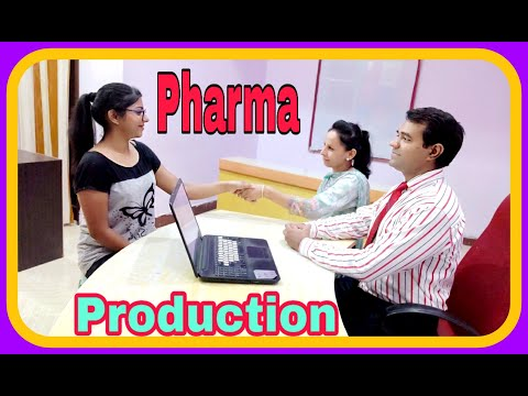 Pharma #Production Interview Questions And Answers