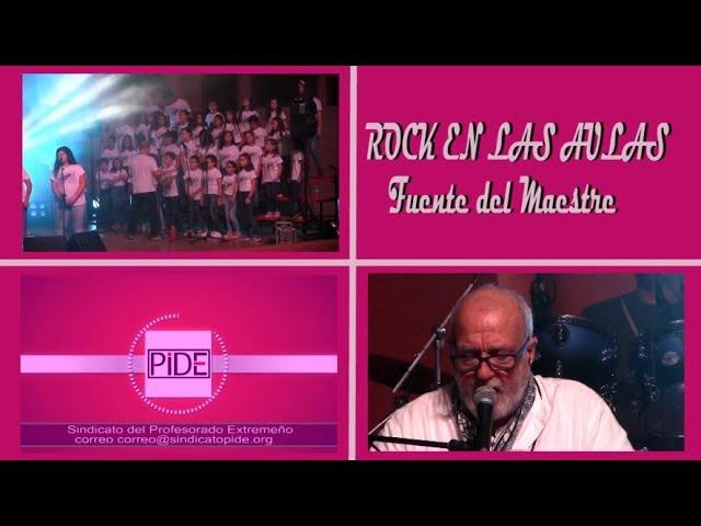 ROCK EN LAS AULAS - Congreso PIDE 2018