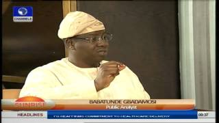 SUNRISE: The Fight Against Corruption: How Have We Fared? Part.2