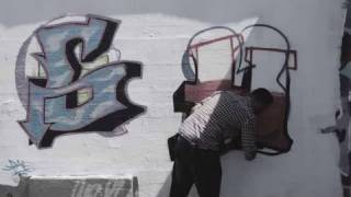 How to Draw an H | Graffiti