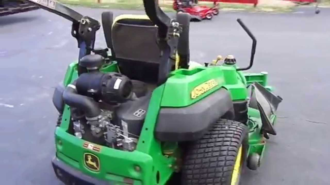 John Deere 60 Engine : Quot john deere z a zero turn lawn mower with hp