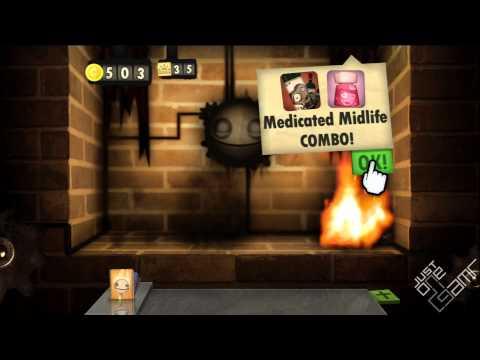 & Little Inferno - Combos 51 - 60 (Wii U) - AllMir