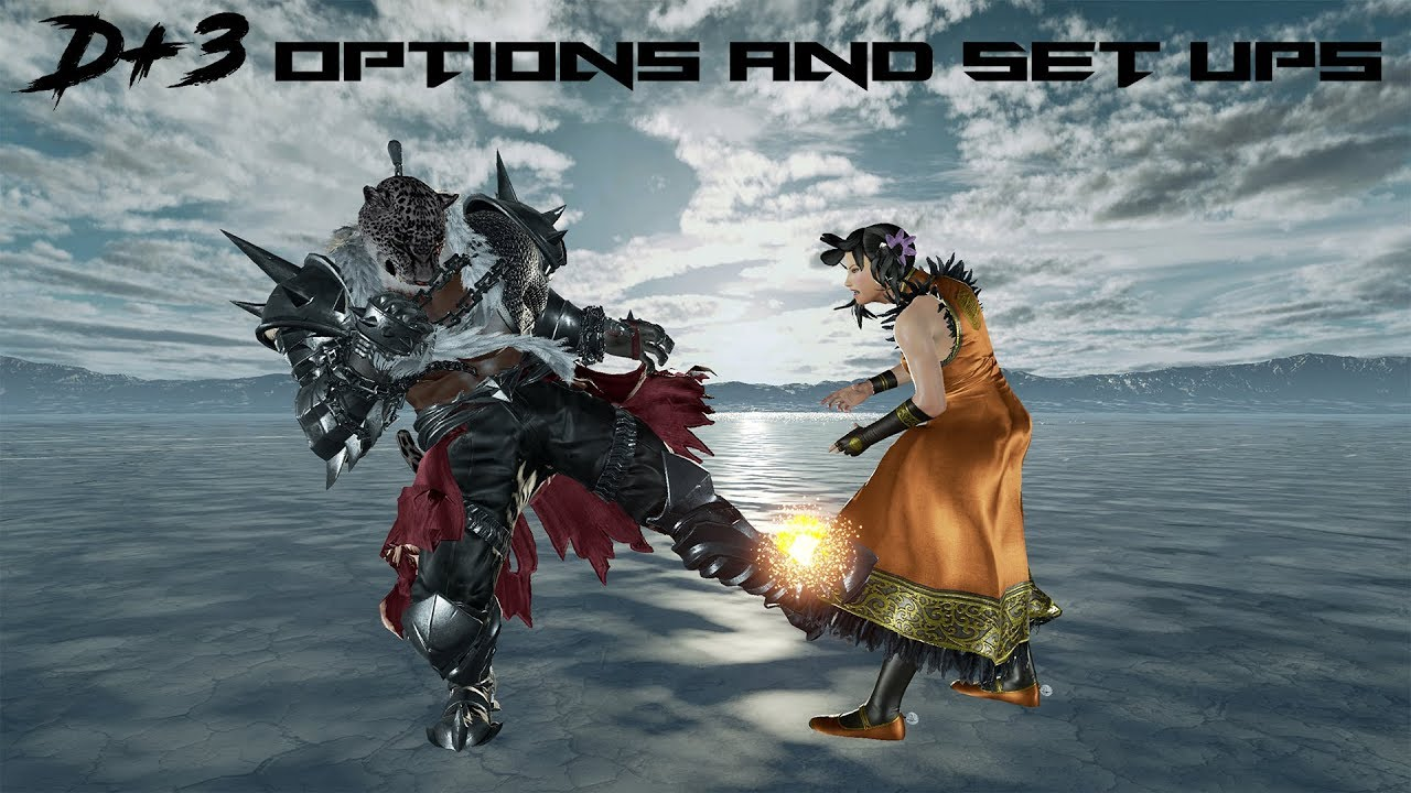 Armor King d+3 options and set ups #finnad3