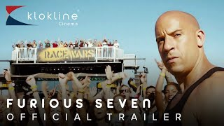 2015 Furious Seven Official Trailer 1 HD Universal Pictures