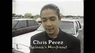 Interview with Selena Quintanilla's family after (3 April 1995)