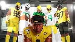 VLOG / OREGON Football National Signing Day 2020