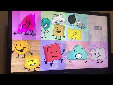 BFB But Only Contestants That End With Y Exist
