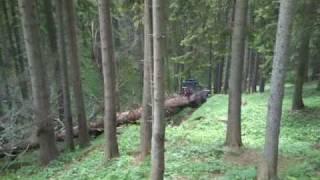 Timberjack-230-forwarder