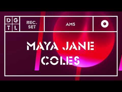 Maya Jane Coles / DGTL Amsterdam 2018