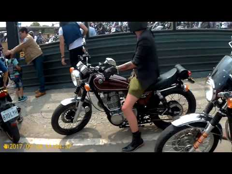 Taiwan DGR The Distinguished Gentleman's Ride journey
