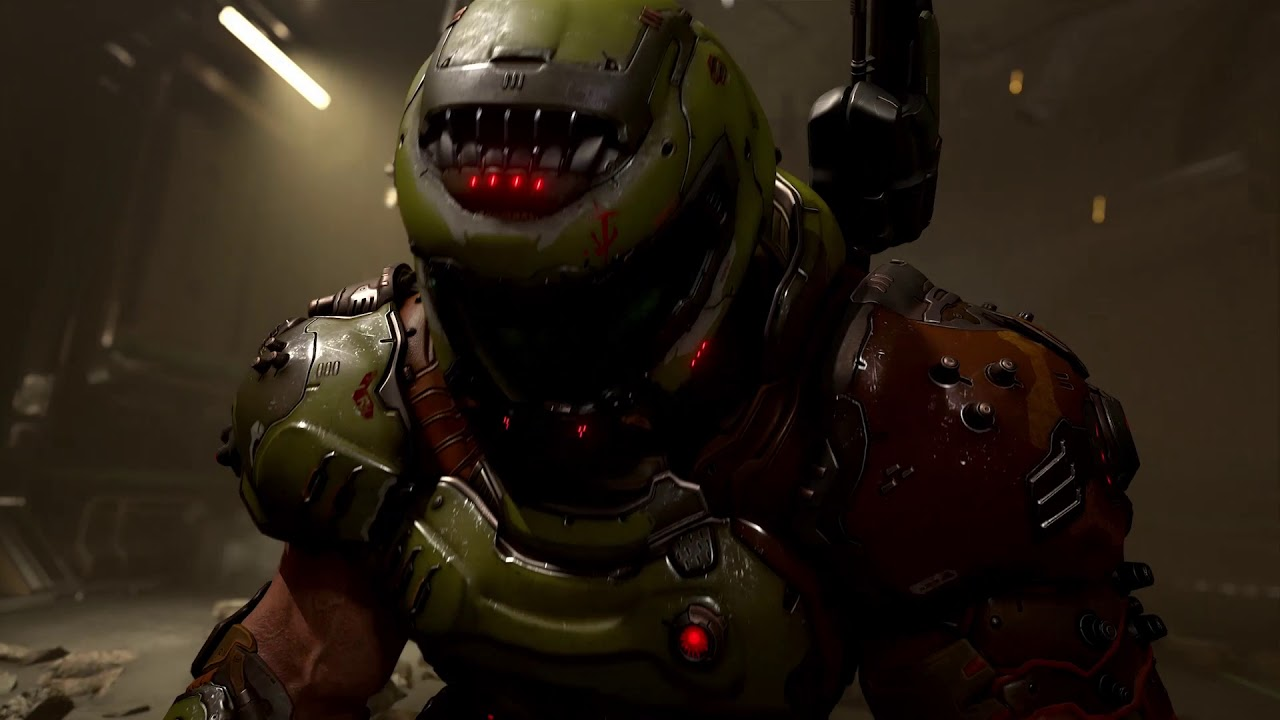 Doom Eternal gameplay - 10 minutes of demon-stomping action from E3 2019 thumbnail
