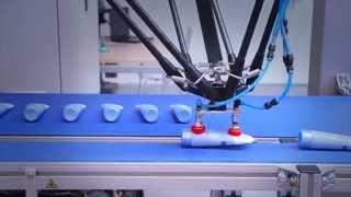 Delta Robot - Hollander Techniek