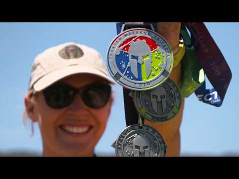 Spartan Bright Trifecta Weekend 2019 - Feature Video