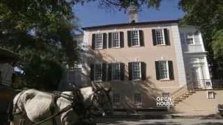The Oldest Home in Charleston, South Carolina