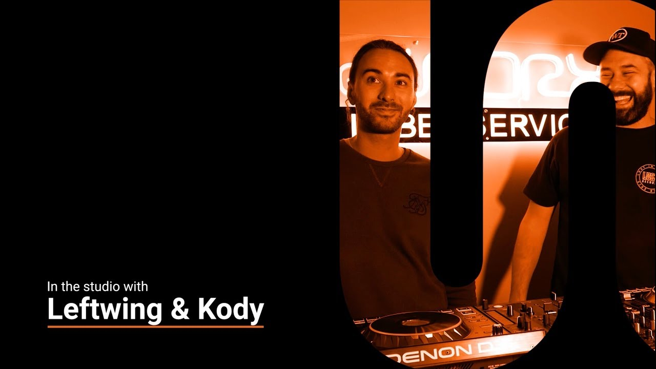 Label Worx - In The Studio with Leftwing & Kody