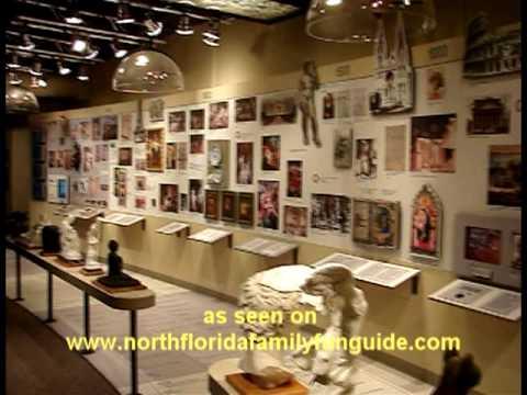 Art Connections - Cummer Children's Museum - Jacksonville, Florida