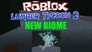 Roblox:Lumber Tycoon 2:NEW SECRET END TIMES BIOME!