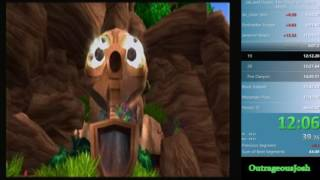 Jak and Daxter Any% Speedrun in 28:23!