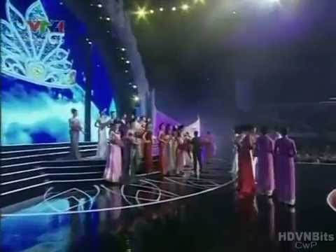 Chung kết Hoa Hậu Việt Nam 2012 full