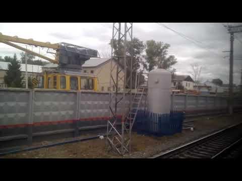 Прибытие в Рузаевку