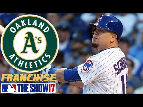 NEW DH - MLB The Show 17 - Franchise Mode - Oakland ep. 29