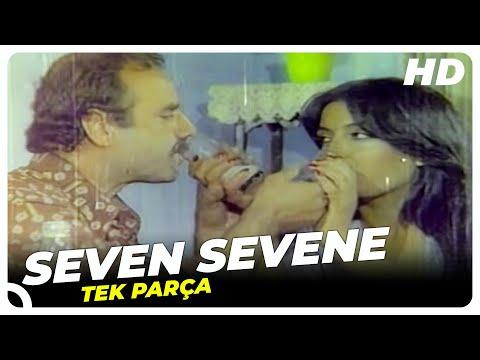 Seven Sevene | Zerrin Egeliler Eski Türk Filmi Tek Parça (Restorasyonlu)
