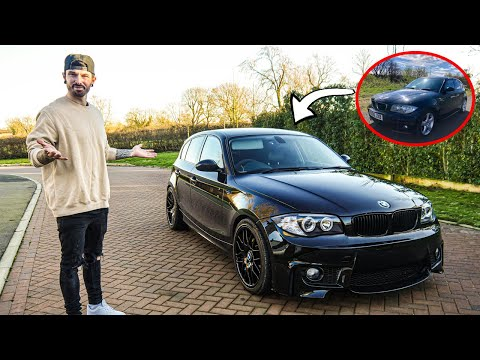 BUILDING A BMW 1 SERIES IN 10 MINS (ish)