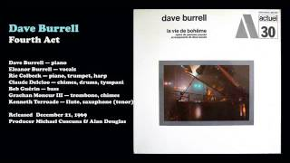 Dave Burrell -  Fourth Act (1969)