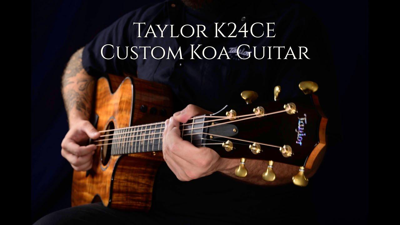Taylor K24CE Custom