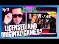 Licensed and Original Video Games | Digitally Distracted Ep 17
