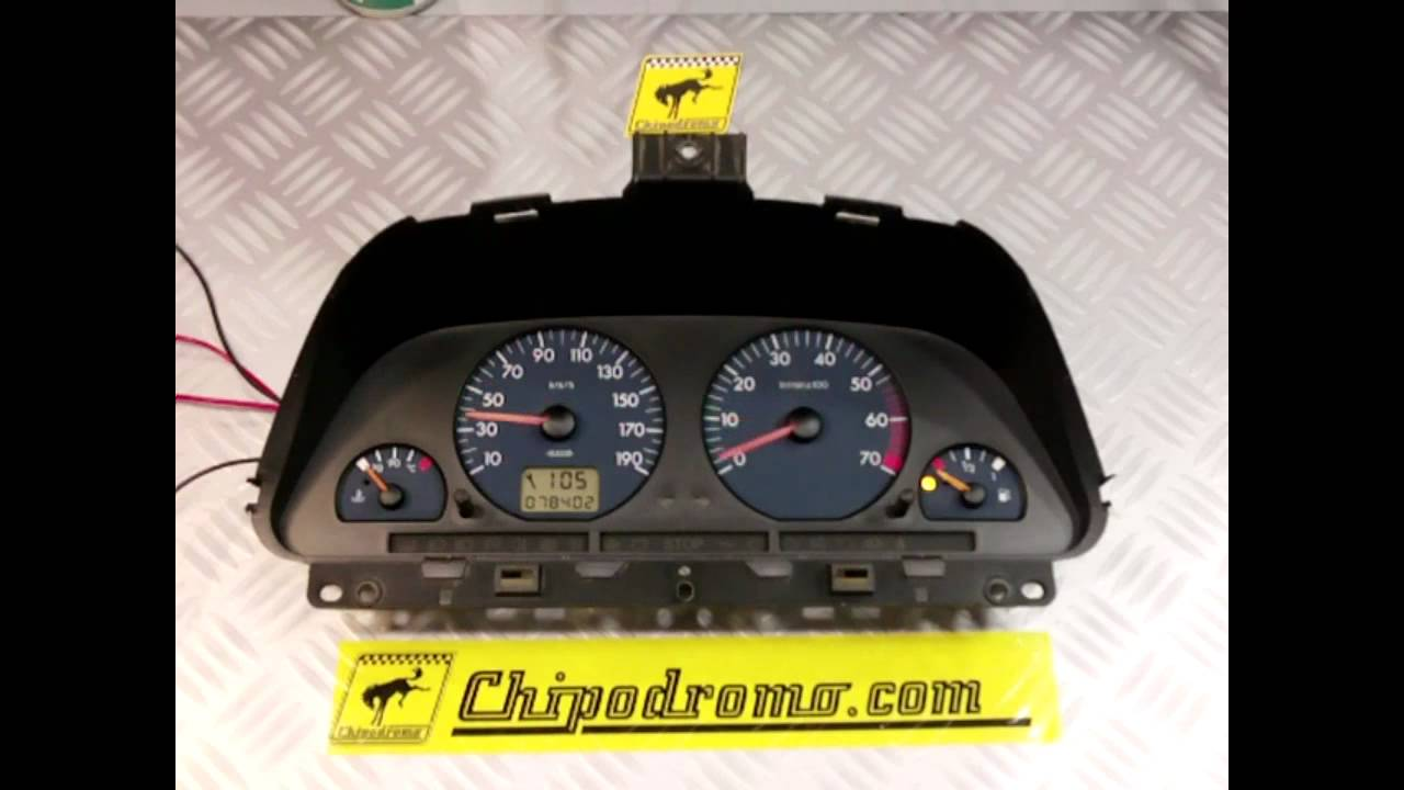 Reparaci 243 N Cuadro De Instrumentos Peugeot Expert Youtube