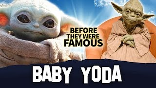 Baby Yoda | Before They Were Famous | Origin Story, The Mandalorian & Meme Takover
