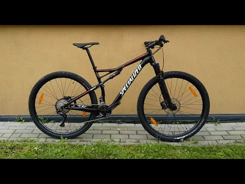 7c961bcc43b Specialized EPIC FSR COMP 2017 - YouTube