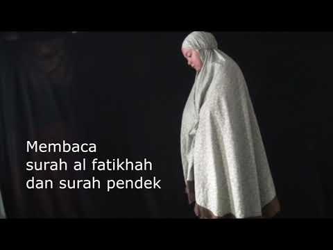 Tata Cara Sholat Tahajud 2 Rakaat - Ust. Mahmud Asy-Syafrowi.