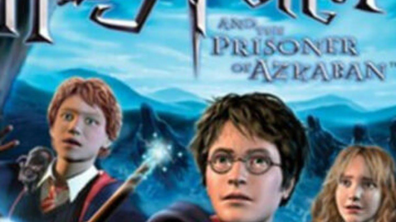 Гарри Поттер и узник Азкабана #2 - YouTube