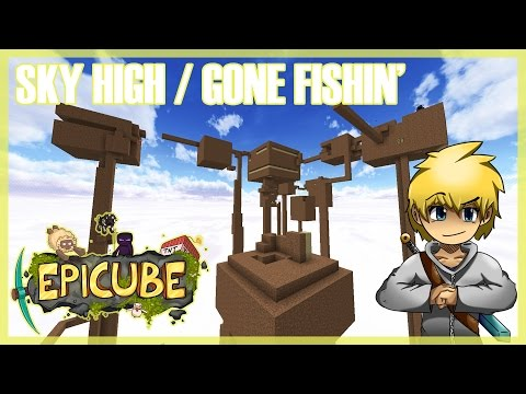 Epicube : UHC Scénario ! Sky High / Gone Fishin' To5