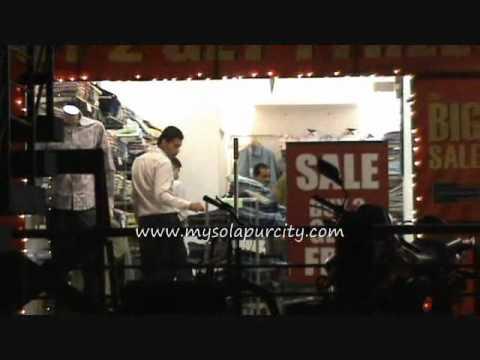 3fe86ce751e56 Solapur Peter England Showroom - YouTube