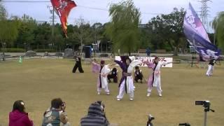 2012年11月11日に愛知県碧南市で開催されたよさこいイベントの記録...